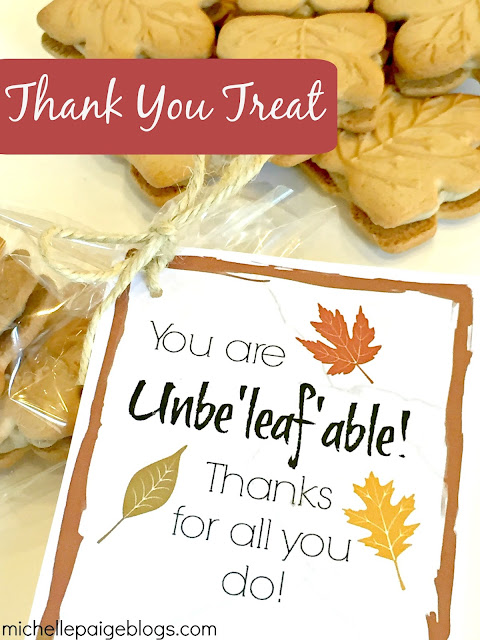 Thankful Leaf Gifts