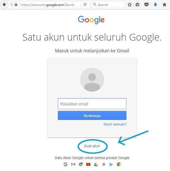 Cara Membuat Email Baru di Gmail | Workshop