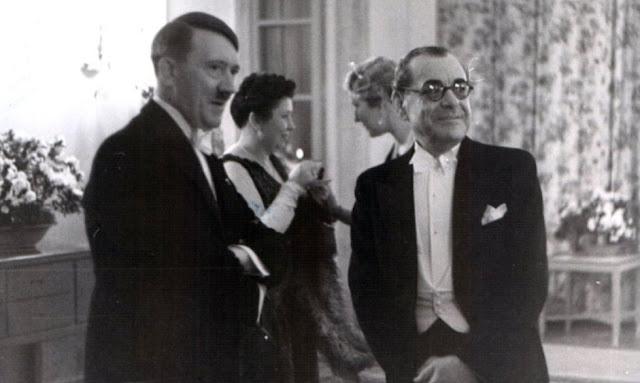 Adolf Hitler ve Hamdi Arpağ