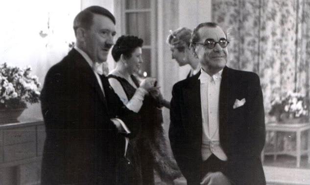 Hitler ve Mehmet Hamdi Arpağ