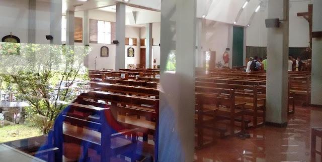 Penyerang Gereja Lidwina Sleman Dilumpuhkan Timah Panas Polisi