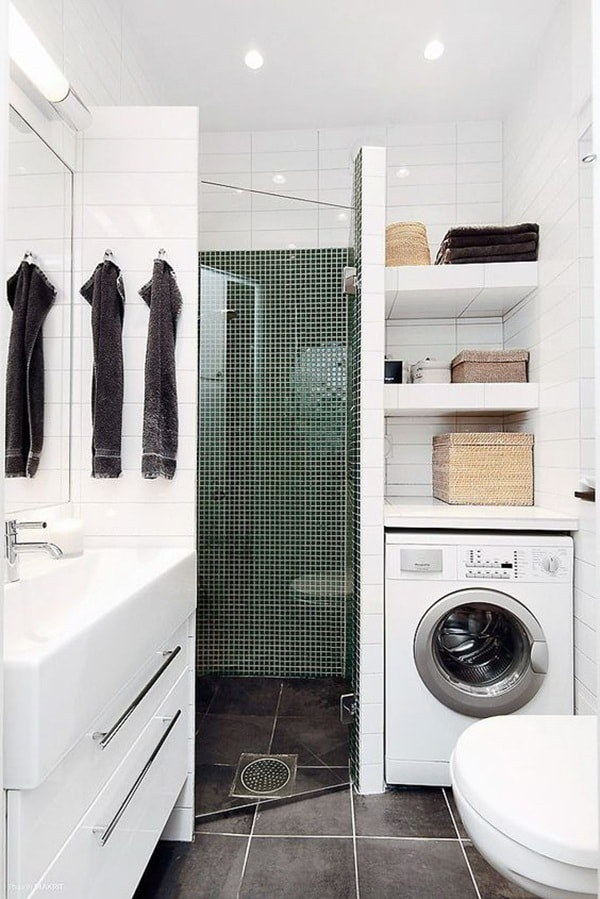 9 ideas for modern laundry room 8