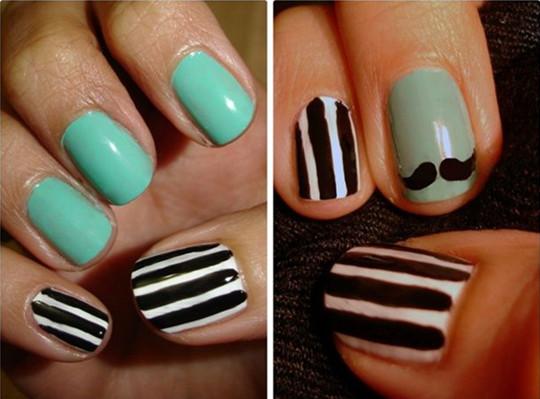 Nail Art Design Short Nails Beginner 32