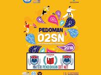 Pedoman O2SN SMK Terbaru Tahun 2018/2019