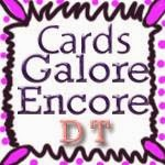 Cards Galore Encore Challenge