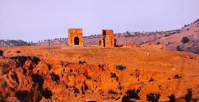 Eski Dönemlerden Kalma Yapı resmi