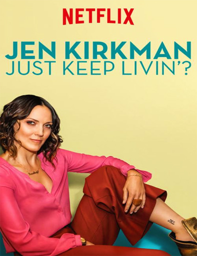 Ver Jen Kirkman: Just Keep Livin? (2017) Online