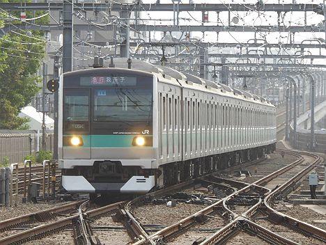 小田急電鉄 東京メトロ千代田線直通 急行 我孫子行き3 E233系2000番台