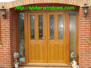 composite doors and windows