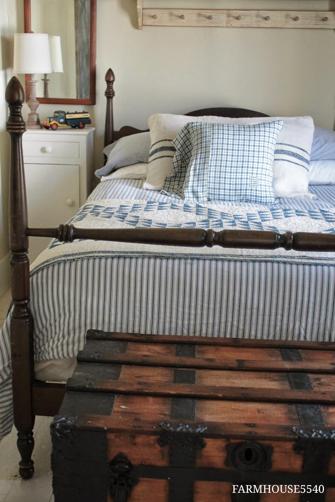 Southern Farmhouse Bedroom Ideas: FARMHOUSE FRIDAY ~ Farmhouse 5540