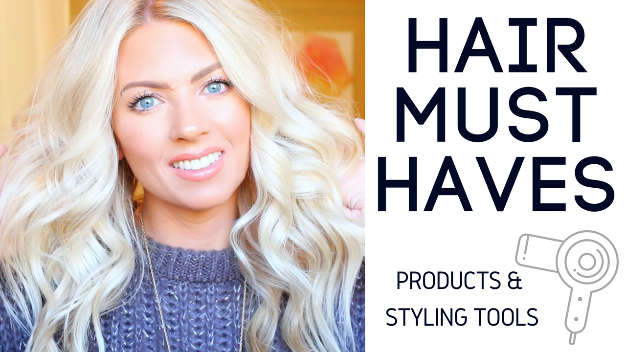 O Shopping Hair Styler: SAM SCHUERMAN: Must Have Hair Products & Styling Tools