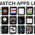 5 Aspects for the Development of Seamless Apple Watch Applications