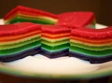 Agar Agar Rainbow