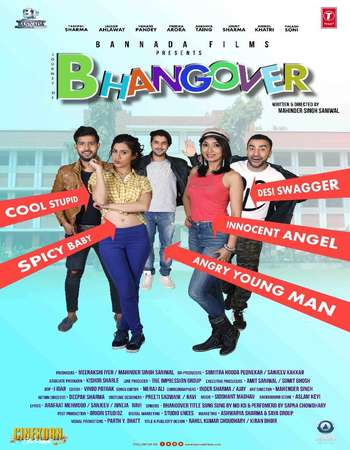 Journey Of Bhangover 2018 Hindi 720p DTHRip x264