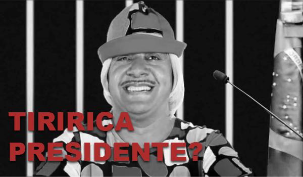 Tiririca presidente