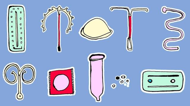 metodi contraccettivi effetti indesiderati