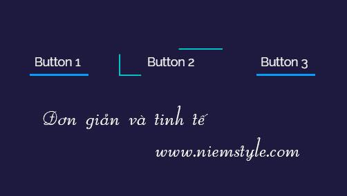 Tạo hiệu ứng button chuyên nghiệp hoàn toàn bằng css cho blogspot