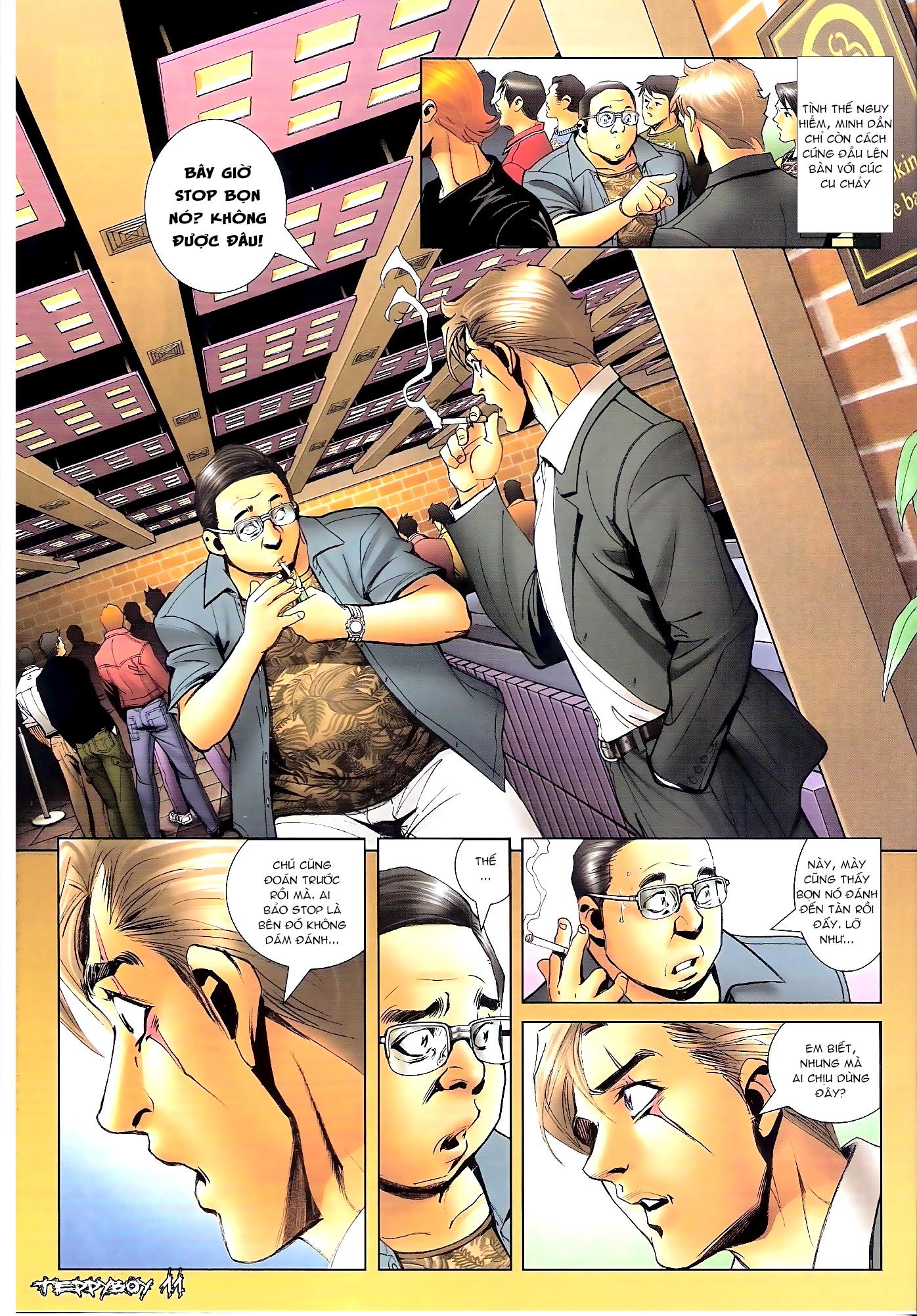Người Trong Giang Hồ - Chapter 1309: Thắng thua đã rõ - Pic 10