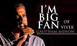 I'm Big Fan of Actor Vivek Gautham Menon | First Frame 24-04-2017 Puthuyugam Tv