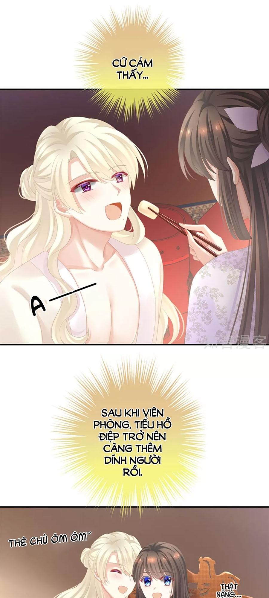 Hậu Cung Của Nữ Đế chap 111 - Trang 22