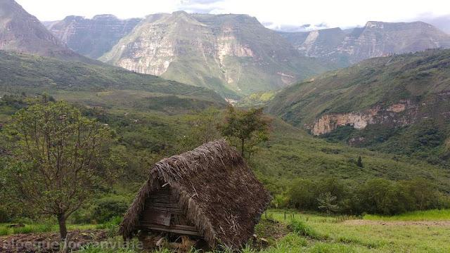 vistas, trekking, chachapoyas, gocta, salto, san pablo, cocachimba