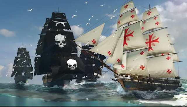 King of Sails : Pirate Assassins Apk+Data Download for Android