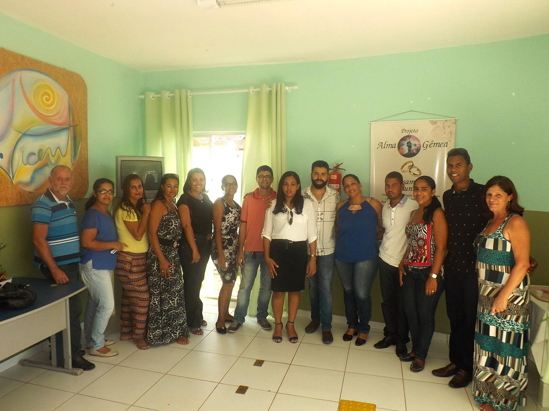 CRAS de Ibicaraí realiza encontro do Grupo Felicidade Não Tem Idade