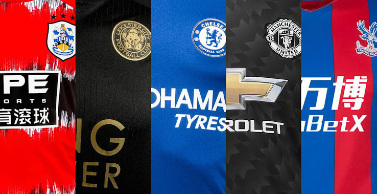 0d54faf20a2 2017-18 Premier League Kit Overview - All New Jerseys - Footy Headlines