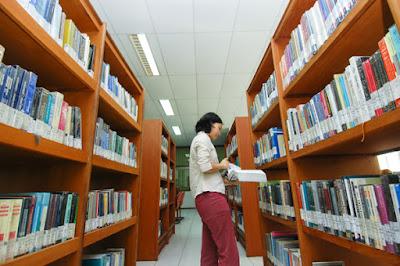 Contoh Perpustakaan