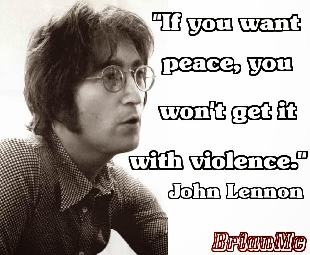John Lennon Quote adpated by BrianMc