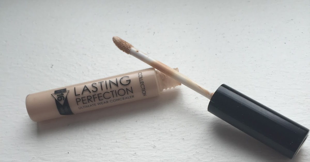 Kosmetykomania Collection Lasting Perfection Concealer