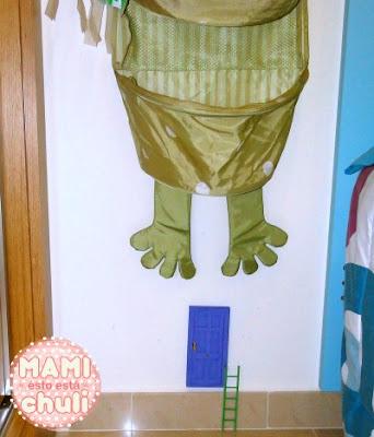 puerta-terminada-pintada-habitacion-peques