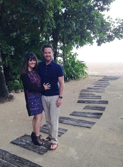 Thailand is a romantic destination for a honeymoon