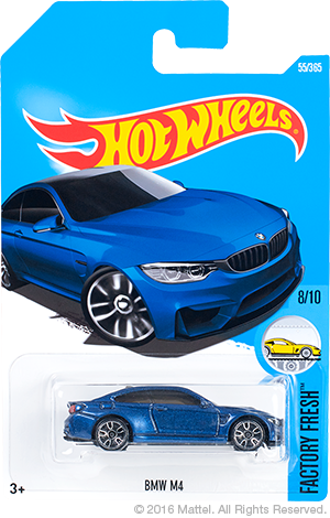 Hot Wheels BMW M4 Kmart