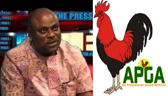 I was not suspended - APGA Chairman claims