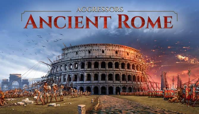 AGGRESSORS ANCIENT ROME-HOODLUM