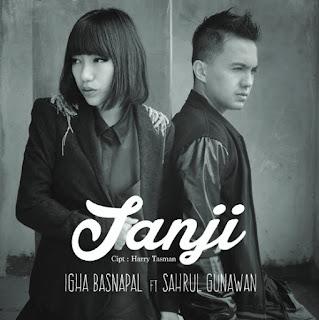 Igha Basnapal - Janji (feat. Sahrul Gunawan) MP3