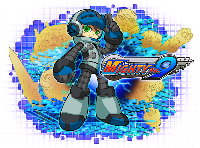 Mighty no. 9 game Keiji Inafune
