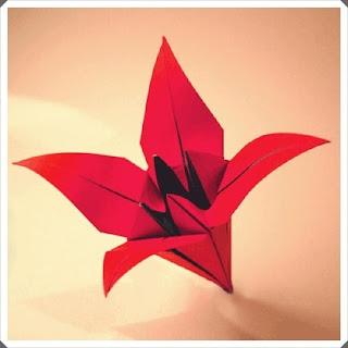 Kağıt El İşleri - Origami Sanatı