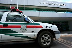 15ª delegacia de polícia prende envolvidos em tráfico de drogas em Ceilândia