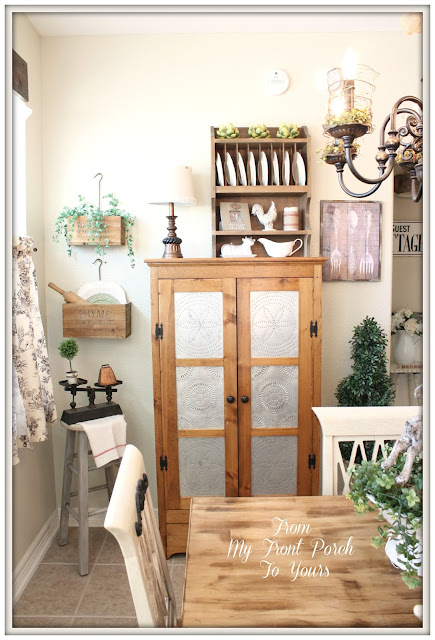 French Farmhouse kitchen-Kitchen Makeover-DIY Kitchen-French Country-French Country Kitchen-From My Front Porch To Yours