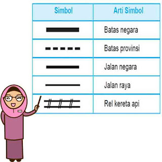 Simbol peta 2