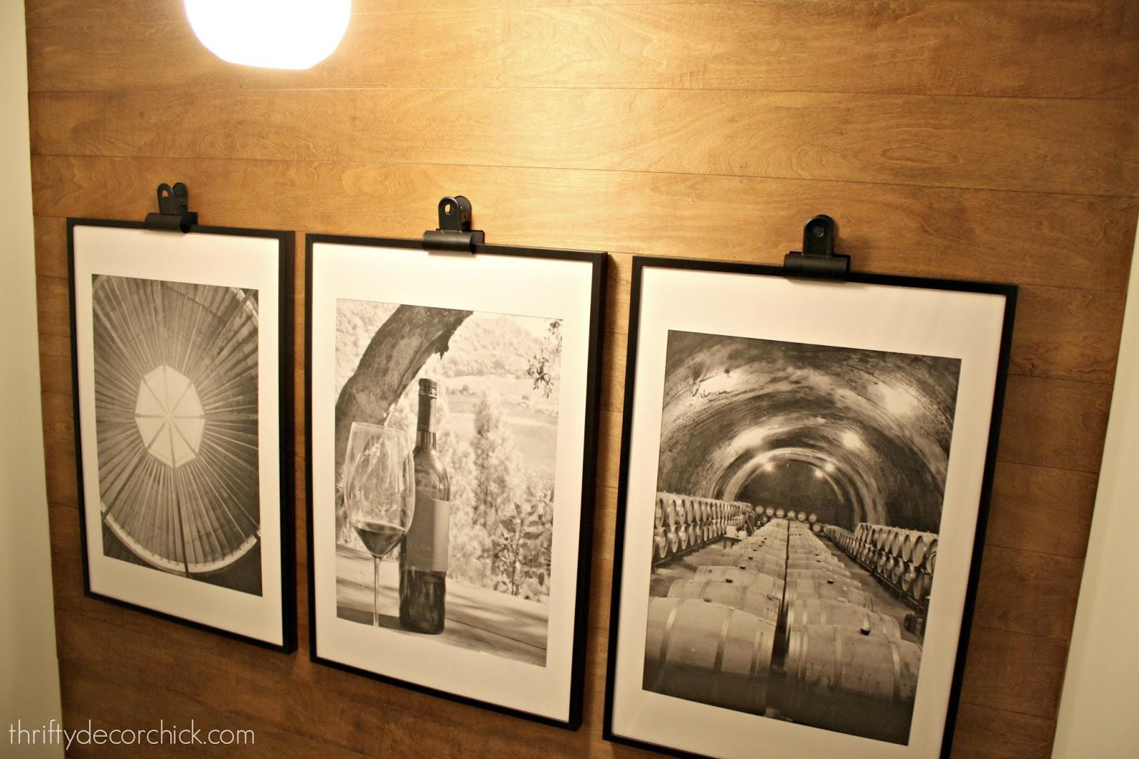 Blueprint prints from Staples