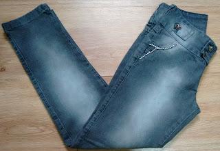 calça jeans Bimbu's tam 12