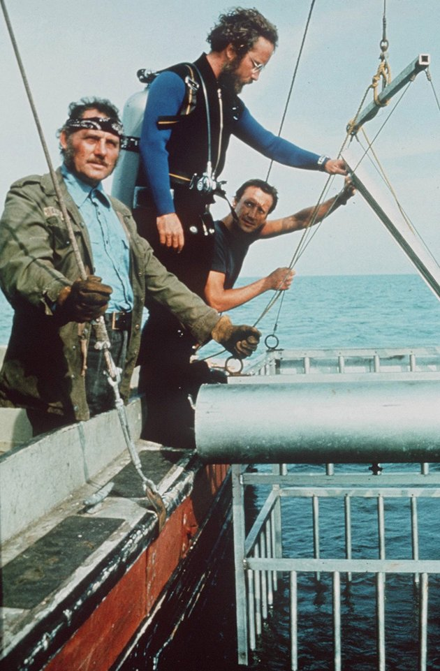 Mr Movie Jaws 1975 Movie Review
