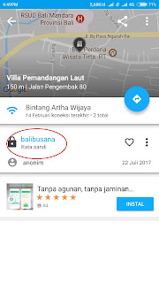 Cara bobol pasowrd wifi menggunakan android