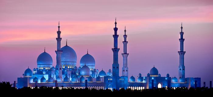 Những điều kỳ thú ở Abu Dhabi -5