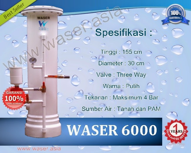 Harga Filter Air 6000