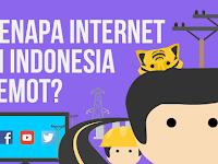Inilah Alasan Kenapa Koneksi Internet di Indonesia Lemot dan Mahal