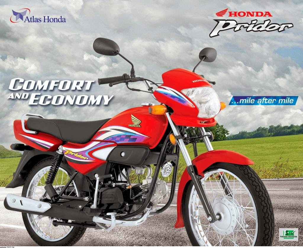Honda Prider Atlas, Comfort and Economy Latest Model